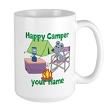 Camping Large Mugs (15 oz)