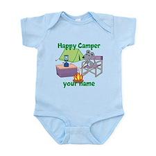 Custom Happy Camper Mouse Body Suit
