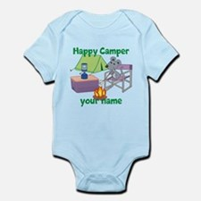 Custom Happy Camper Mouse Body Suit