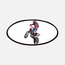 Red Dirt Bike Patches