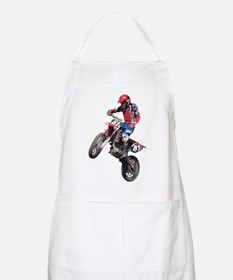 Red Dirt Bike Apron