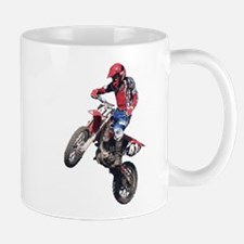 Red Dirt Bike Mug
