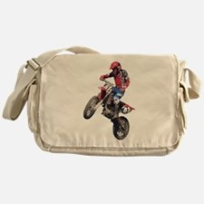 Red Dirt Bike Messenger Bag