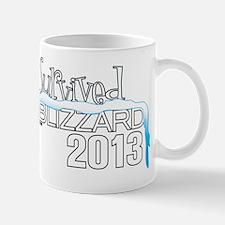 Survived Blizzard 2013 - Cathleen Tyson Designer M