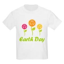 Earth Day 2013 Flowers T-Shirt