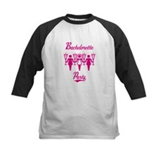 Bachelorette Party (Hen Night), magenta Tee