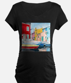 Bruges Venice Italy T-Shirt