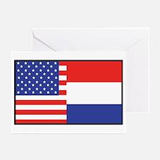USA/Holland Greeting Cards (Pk of 10)