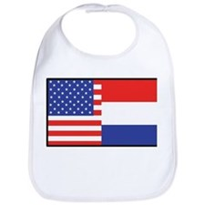USA/Holland Bib