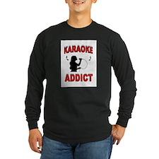 KARAOKE GAL Long Sleeve T-Shirt