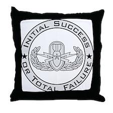 EOD Senior ISoTF Throw Pillow