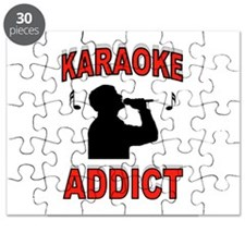 KARAOKE ADDICT Puzzle