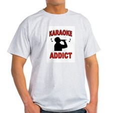 KARAOKE ADDICT T-Shirt