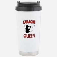 KARAOKE QUEEN Travel Mug