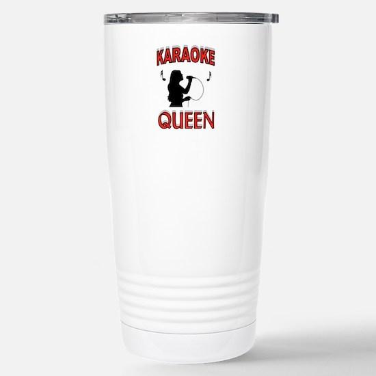 KARAOKE QUEEN Travel Mug