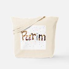 Purim symbols Tote Bag