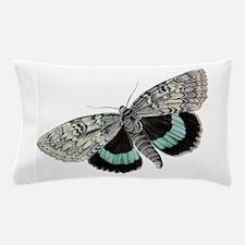 Moth Pillow Case