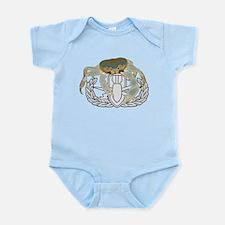 EOD Crab Infant Bodysuit