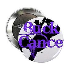 "Buck Cancer 2.25"" Button"