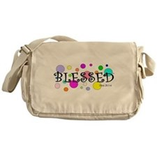 Blessed Messenger Bag