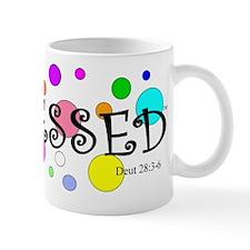 Blessed Small Mug