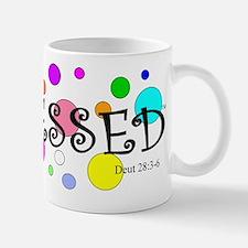 Blessed Small Small Mug