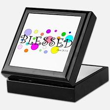 Blessed Keepsake Box