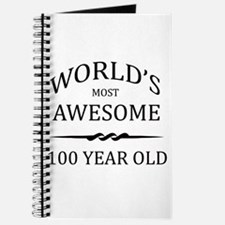 World's Most Awesome 100 Year Old Journal