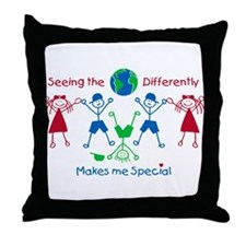 Seeing the World Differently, Autism awareness. Th