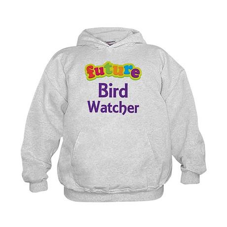 Future Bird Watcher Kids Hoodie