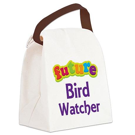 Future Bird Watcher Canvas Lunch Bag