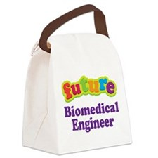 Future Biomedical Engineer Canvas Lunch Bag