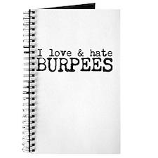 I love hate BURPEES Journal