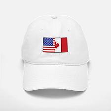 USA/Canada Baseball Baseball Cap