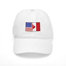 USA/Canada Baseball Cap