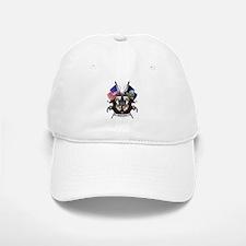Navy Mustang Emblem Baseball Baseball Baseball Cap