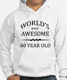 World's Most Awesome 60 Year Old Hoodie