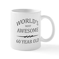 World's Most Awesome 60 Year Old Mug