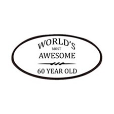 World's Most Awesome 60 Year Old Patches