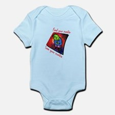 Love Your Zombie... Infant Bodysuit