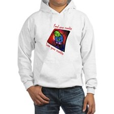 Love Your Zombie... Hoodie