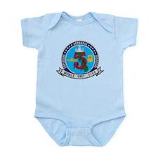 EOD Mobile Unit 5 Infant Bodysuit