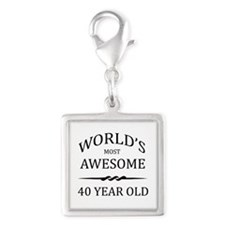 World's Most Awesome 40 Year Old Silver Square Cha