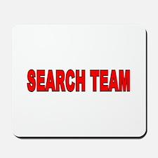 Search Team Mousepad