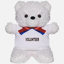 VOLUNTEER Items Teddy Bear