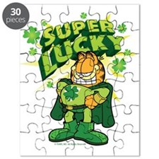 Super Lucky Garfield Puzzle