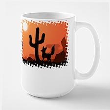 Desert Fennec Mug (Large)