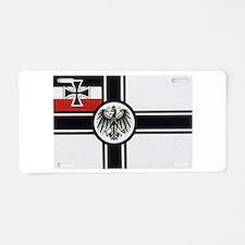Cool German flag Aluminum License Plate