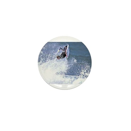 Surf and Bodyboard Mini Button (10 pack)