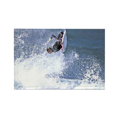 Surf and Bodyboard Rectangle Magnet (100 pack)